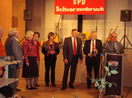 SPD Schwarzenbruck wird 90 Jahre alt
