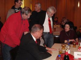 Werner Ecker brachte den politischen Aschermittwoch des Unterbezirks nach Schwarzenbruck