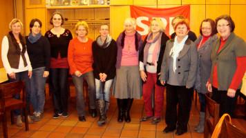 Die AsF-Damen aus Schwarzenbruck