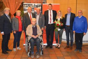 SPD Bürgermeister und Ortsverein unterstützen die Bewerbung von Sebastian Legat