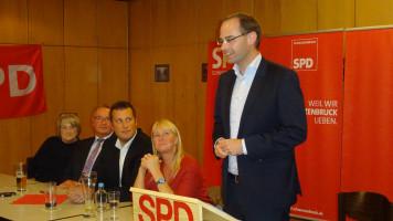 Gratulation auch vom Bundestagskandidaten Alexander Horlamus