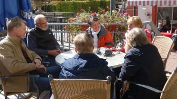 Pause in St. Blasien