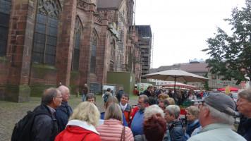 Stadtführung in Freiburg