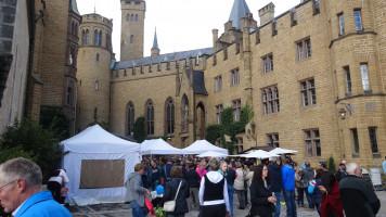Besichtigung der Hohenzollernburg bei der Heimreise