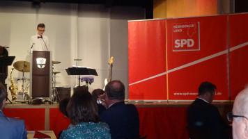 Lukas Ott kandidiert als Zweitstimmenkandidat für die Landtagswahl