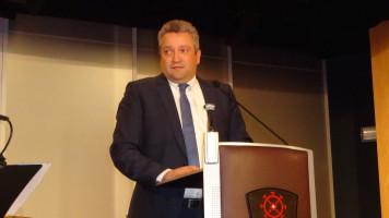 Prof. Dr. Thomas Beyer mahnte die soziale Schieflage in Bayern an
