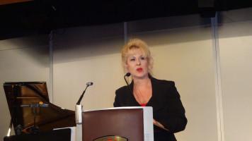 Andrea Lipka setzt sich für einen Wandel im Bayerischen Landtag ein