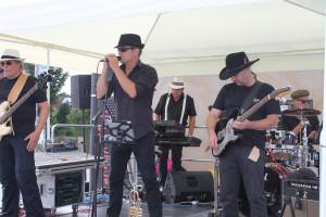 Die Musikgruppe Franggn Mafia