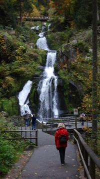 Die Triberger Wasserfälle