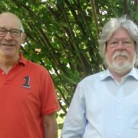 Manfred Neugebauer und Heinz Müller