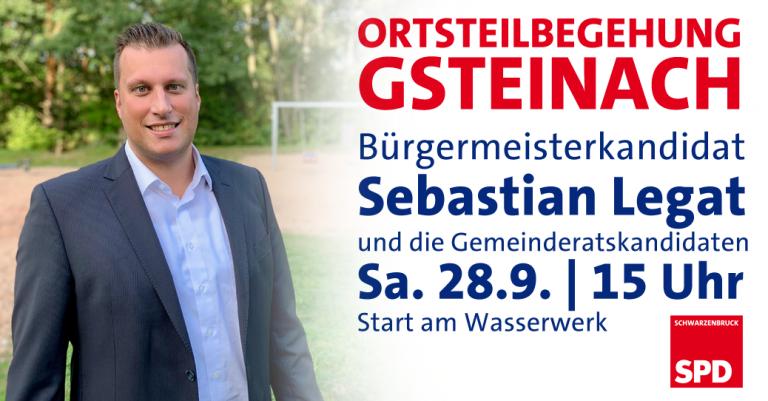 Ortsbegehung Gsteinach