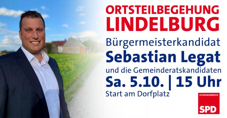 Ortsbegehung Lindelburg