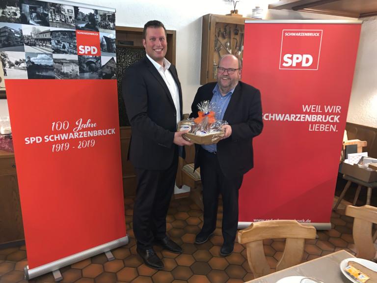 Rainer Prößl informiert über Herausforderungen der Jugendpolitik